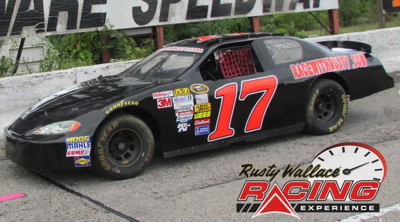 Rusty Wallace Racing Experience at Delaware Speedway, NASCAR Racing Experience, Driving School