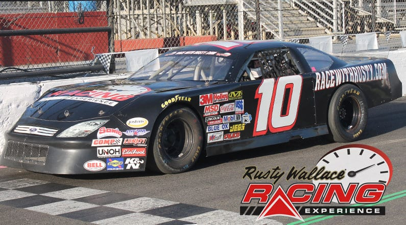Rusty Wallace Racing Experience at Houston Motorsports Park, NASCAR Racing Experience, Driving School