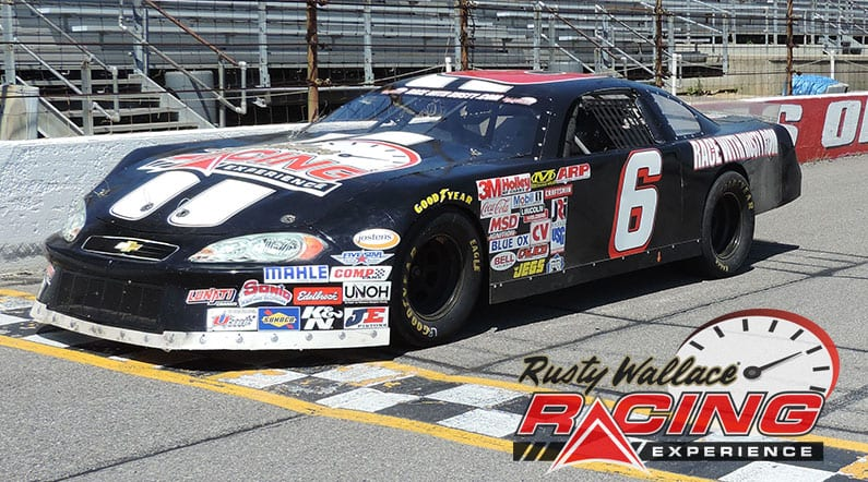 Rusty Wallace Racing Experience at Lucas Oil Raceway, NASCAR Racing Experience, Driving School
