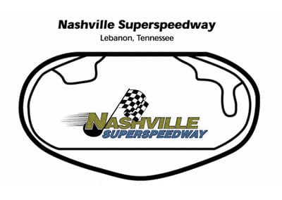 Rusty Wallace Racing Experience at Nashville Superspeedway, NASCAR Racing Experience, Driving School