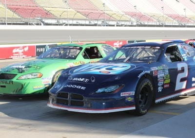 Rusty Wallace Racing Experience Taste of Speed Package