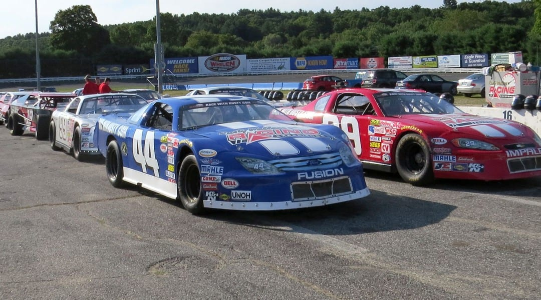 SAVE 60% OFF Driving Experiences at Stafford Motor Speedway on June 2nd!