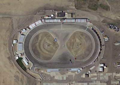 Rusty Wallace Racing Experience at Colorado National Speedway, NASCAR Racing Experience, Driving School