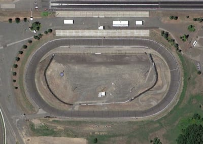 Rusty Wallace Racing Experience at Spokane County Raceway, NASCAR Racing Experience, Driving School