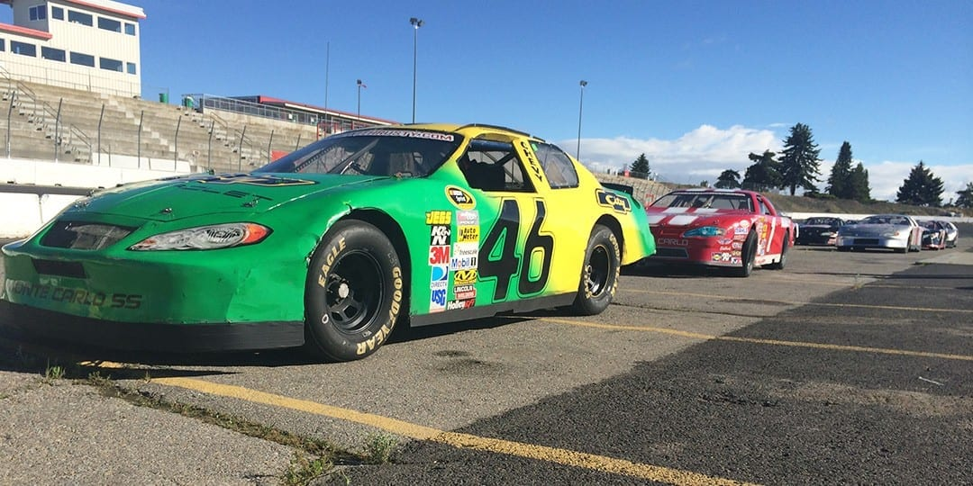 Drive a Race Car 10 Laps at East Carolina Motor Speedway on March 24th for only $79!