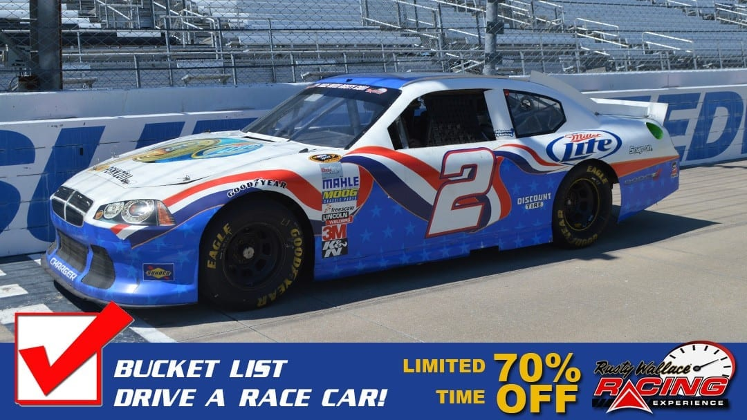 Limited Time – 70% OFF Driving experiences for all tracks and dates!