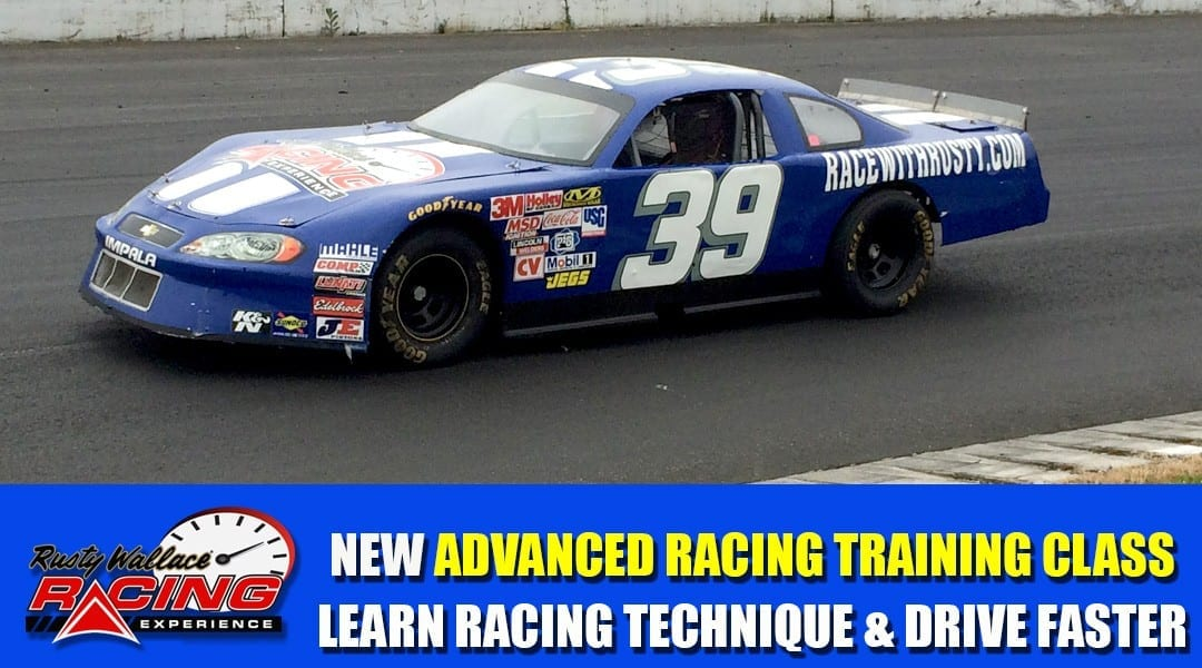 New Advanced Racing Training