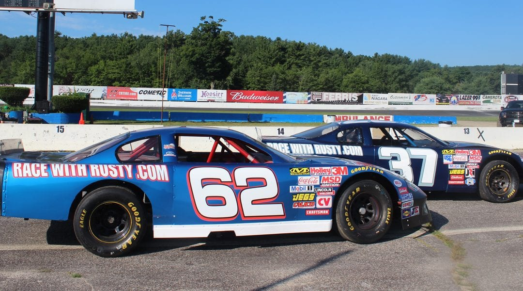 Drive a Race Car at Jennerstown Speedway on Sep. 16th – 5 Laps for $69 or 10 Laps for $99!