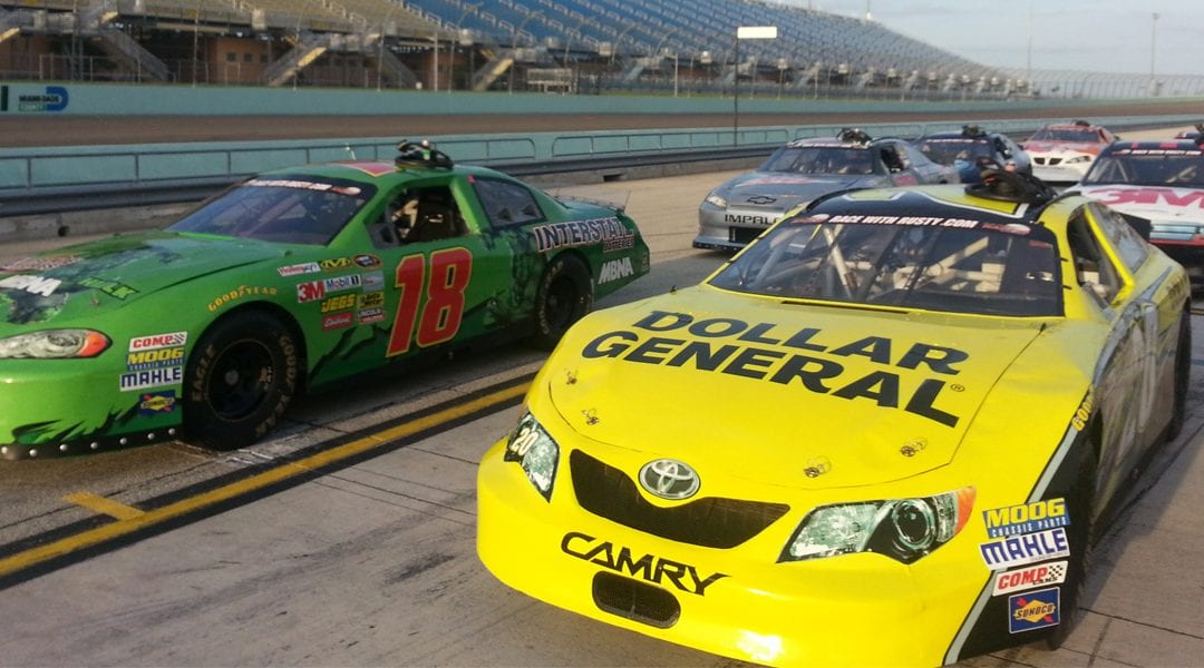 Homestead/Miami Speedway – Save 70% OFF Driving Experiences On October 26th & October 27th!