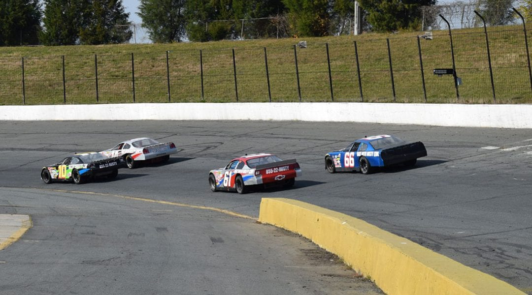 Drive a Race Car at Lucas Oil Raceway on Oct. 22nd – 5 Laps for $69 or 10 Laps for $99!