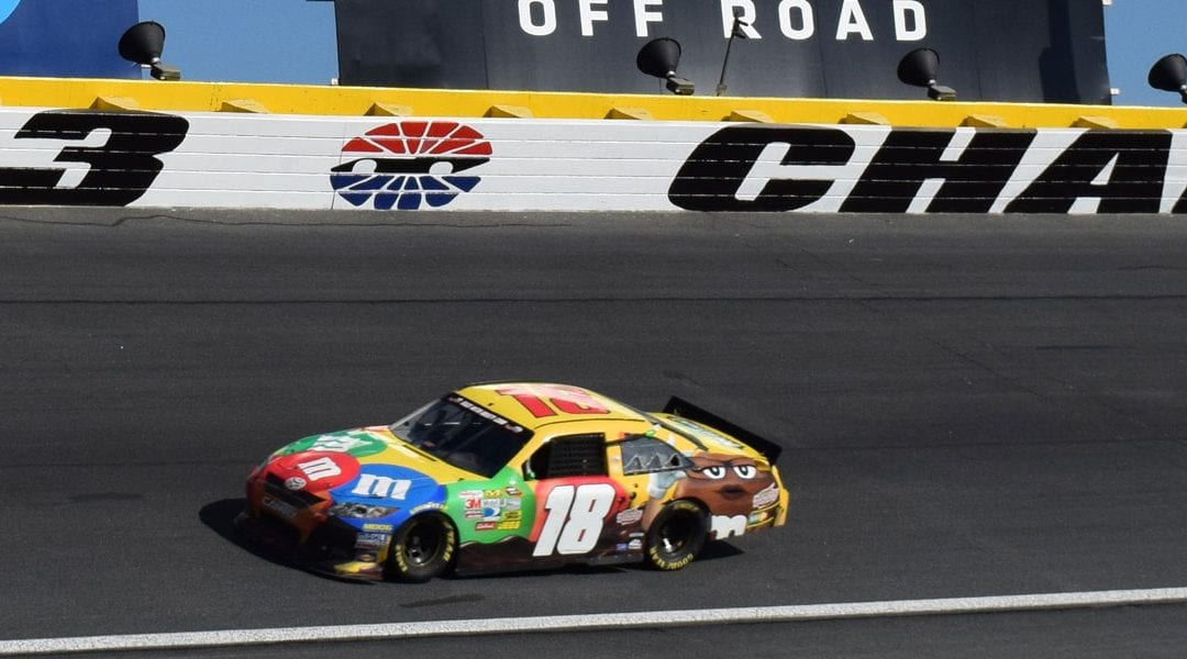 Charlotte Motor Speedway – Save 70% OFF Driving Experiences On November 3rd & November 10th!