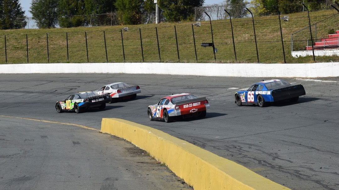 SAVE 60% OFF Driving Experiences at Kalamazoo Speedway on August 11th!