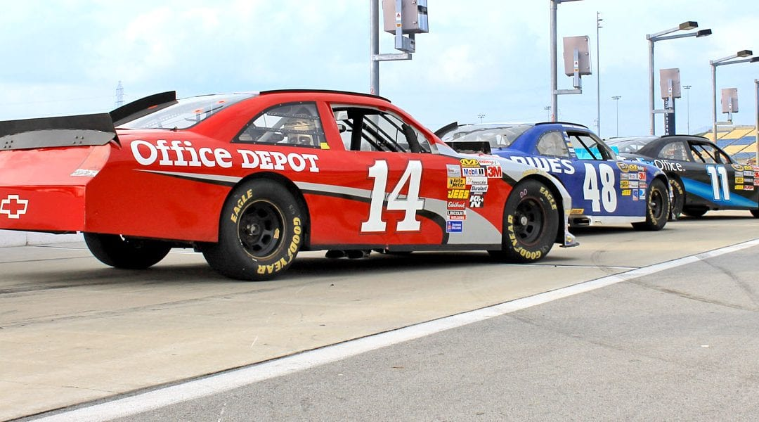 Darlington Raceway – Save 70% OFF Driving Experiences On November 2nd.