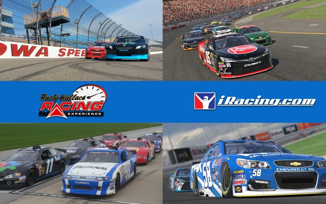 Save 60% OFF Driving Experiences and Get a FREE 3 Month Membership to iRacing.com!