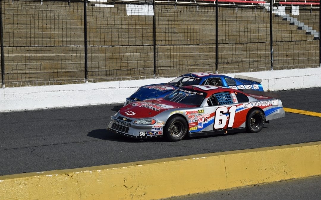 SAVE 60% OFF Driving Experiences at Jennerstown Speedway on June 16th & June 17th!