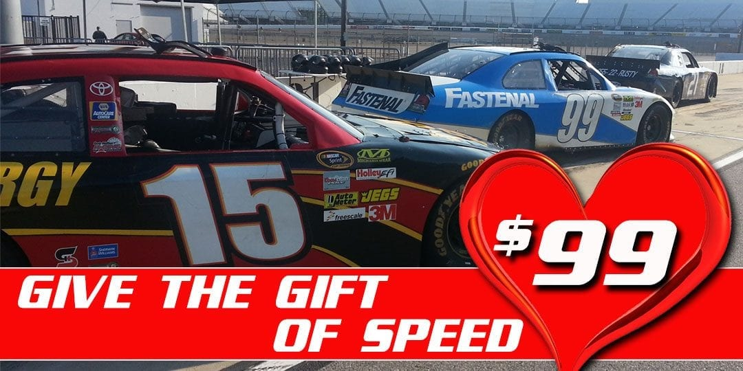 $99 Valentine's Day Deal – Give Someone Special the Gift of Speed!