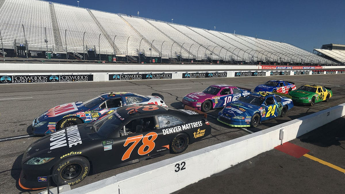 Rusty Wallace Racing Experience - Largest NASCAR Style Racing