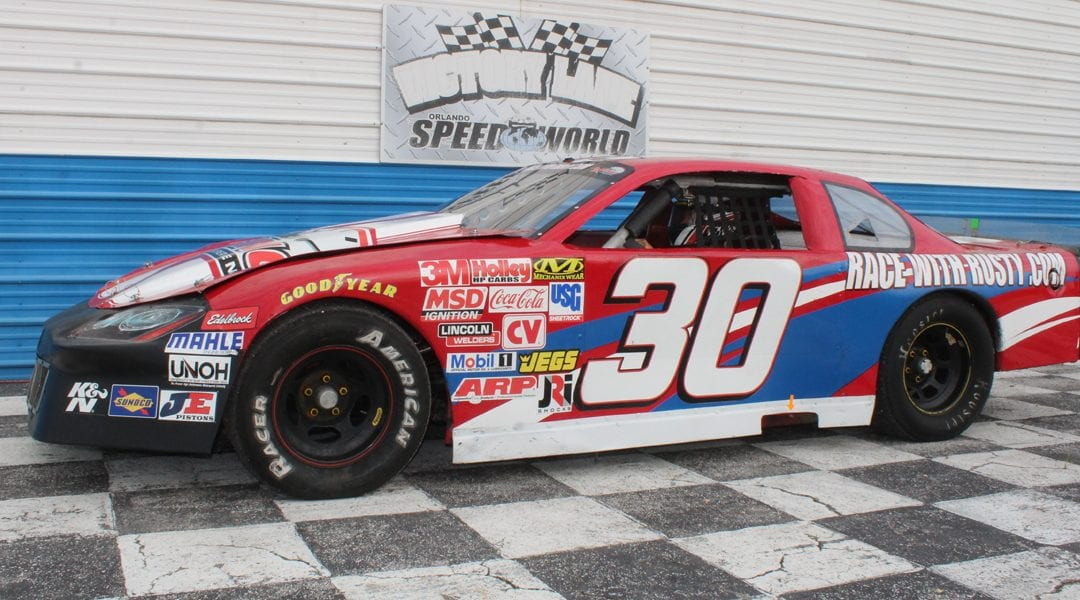 Orlando Speedworld Deal – Drive 10 Laps in a Racecar for ONLY $99 on December 8th!
