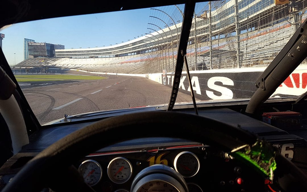 SAVE 70% OFF Driving Experiences at Texas Motor Speedway on May 24th