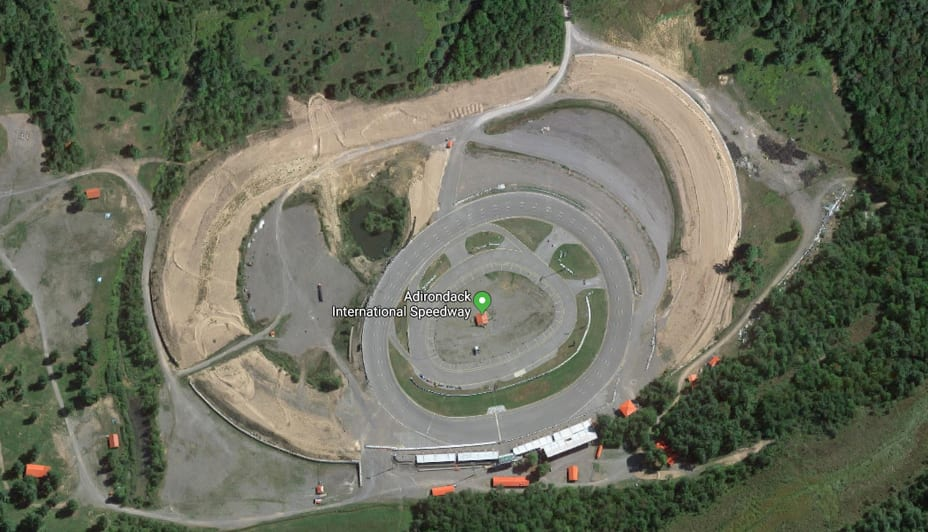 Rusty Wallace Racing Experience at Jennerstown Speedway, NASCAR Racing Experience, Driving School