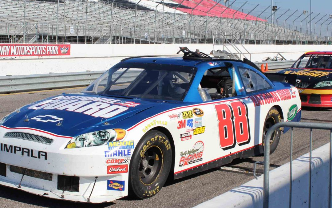 Save 60% OFF Racecar Driving Packages at Auto Club Speedway on Sunday Nov. 17th.