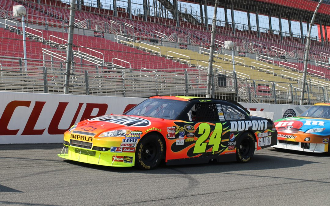 Buy 1 Driving Experience at 50% OFF & Get 2 FREE at Auto Club Speedway on April 13th.