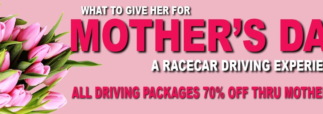 EXTENDED – Mother's Day Sale – Save 70% OFF All Driving Experiences!