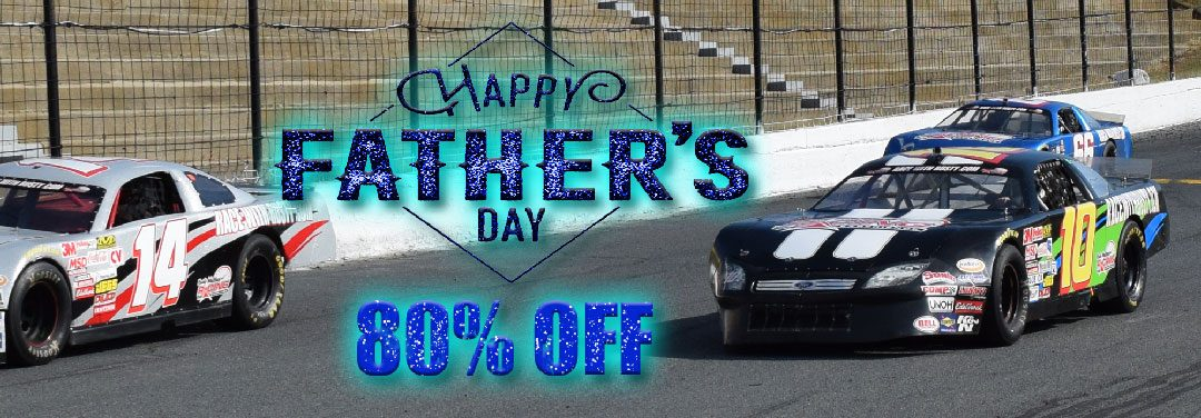 Father's Day Short Track Special! 80% OFF