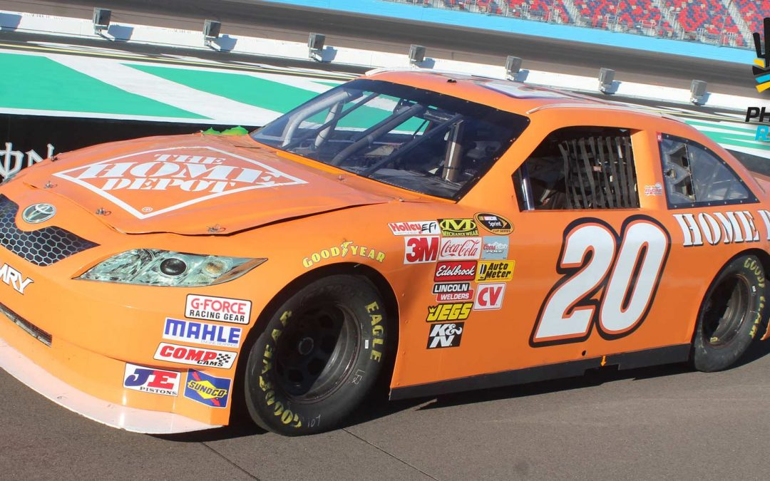 Save 70% OFF All Racecar Driving Packages at Phoenix Raceway on Sunday, Feb. 9th